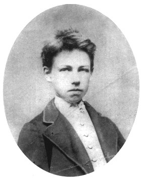 Arthur Rimbaud in september-october 1871 by Carjat