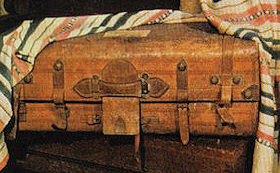Rimbaud's trunk