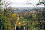 Charleville, overview from the Olympe Mount