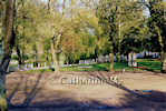 Charleville, the park on the banks of the Meuse close to The Museum Arthur Rimbaud