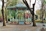 Charleville, The bandstand in the public garden of the Station