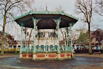 Charleville, The bandstand in the public garden of the Station 2